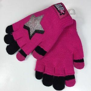 Nickelodeon Accessories - Jojo Siwa Winter Cap and Gloves Bundle ed9b4cd78a60